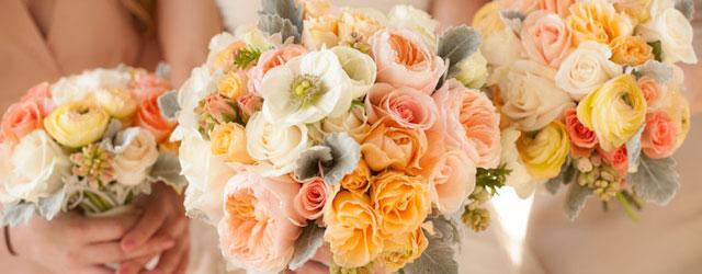 Cherry Blossom Floral Designs - San Diego Bridal Flowers